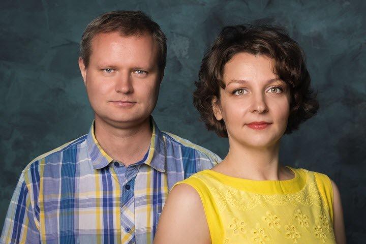 Анна и Александр Синкевич. Фото из личного архива