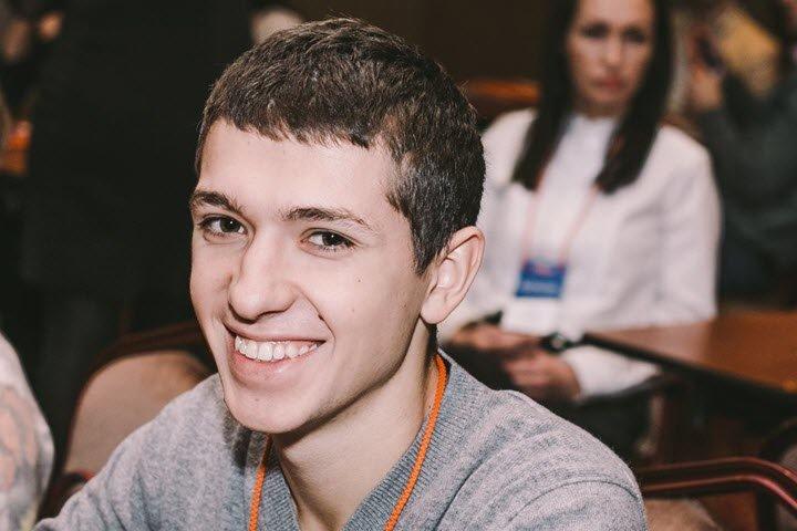 Александр Чернухо. Фото из личного архива