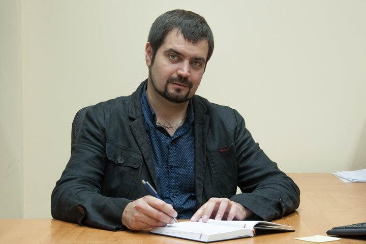Павел Наймитенко