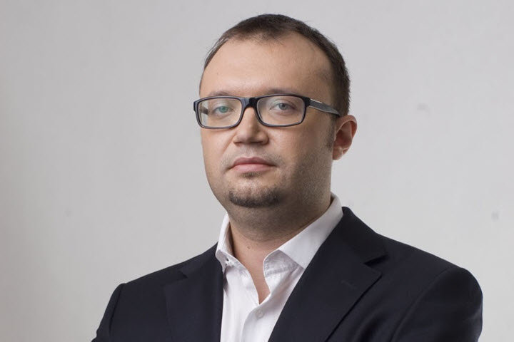 Евгений Колотилов. Фото из личного архива