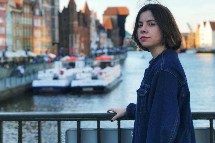 Камилла Жибуля. Фото из личного архива