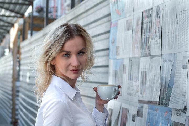 Анна Дудкина. Фото: Лана Красикова