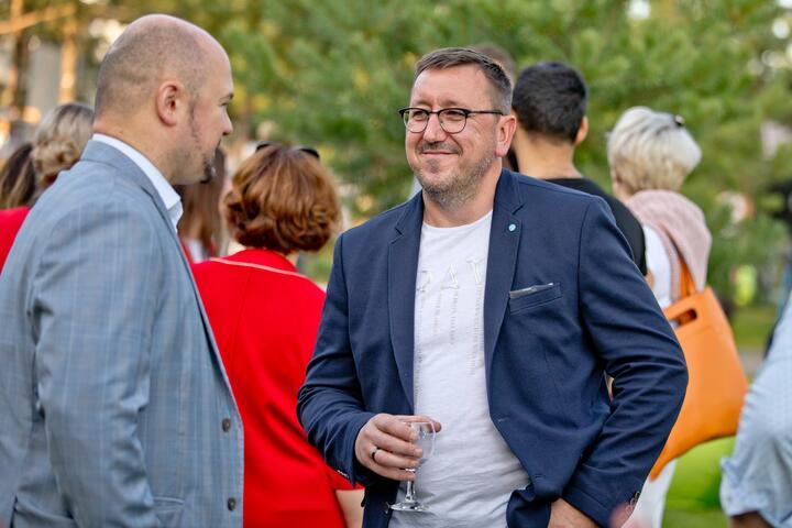 ФОТО: Летняя бизнес-вечеринка в Клубе Про бизнес — не пропустите