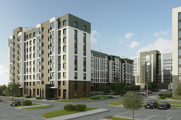 ФОТО: «Айрон» начинает продажи квартир в новом доме ЖК «Левада»