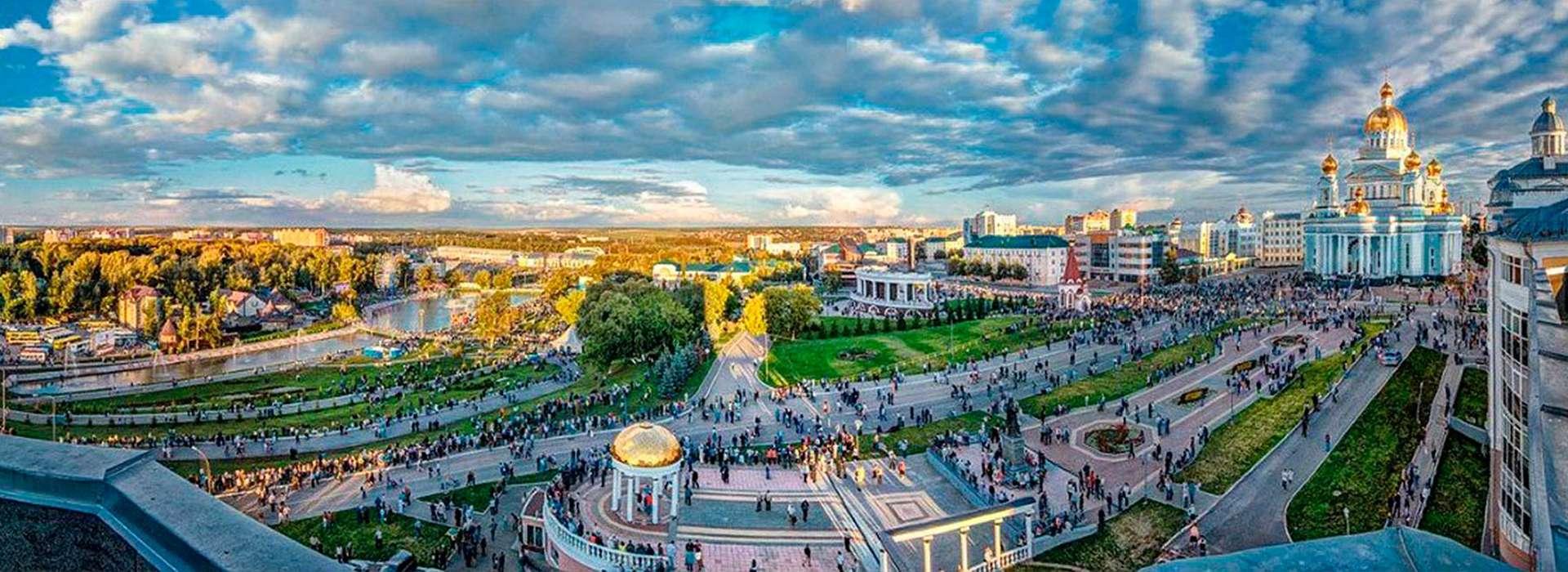 Саранск. Фото с сайта kidpassage.com
