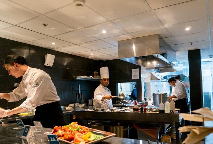 Ресторан Gan Bei. Фото с сайта geometria.ru
