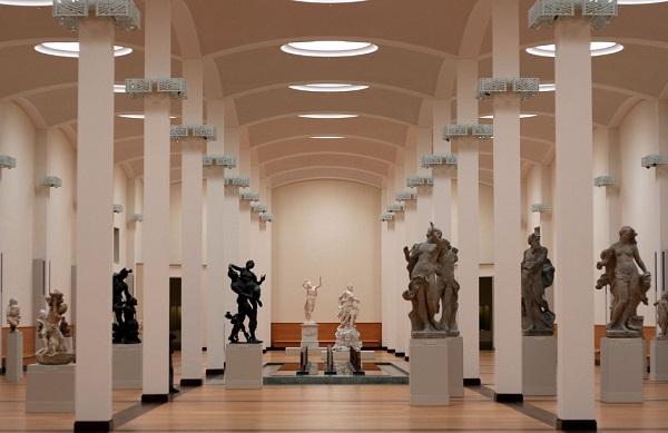 Берлинская картинная галерея. Фото с сайта tourister.ru