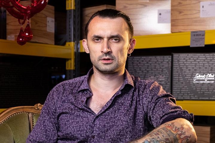 Кирилл Бурлуцкий. Фото: личный архив