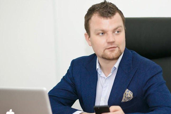 Вячеслав Бабиенко. Фото из личного архива