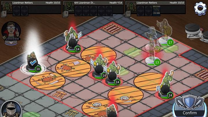 Экран игры Loot & Legends. Скриншот с сайта gamezebo.com