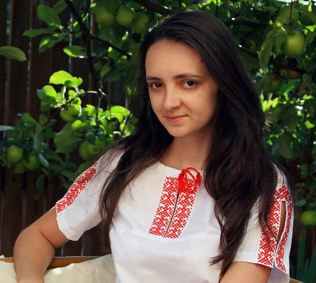 Карына Адзесенка. Фота с сайта kyky.org