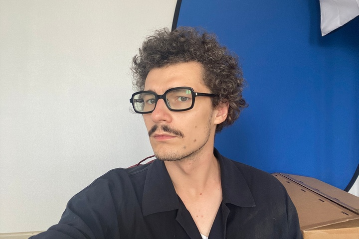 Дмитрий Левковец, фото предоставлено героем материала