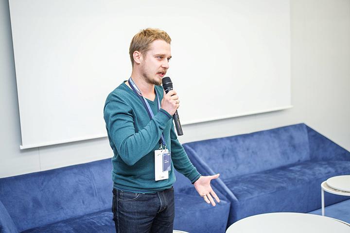 Михаил Буравков. Фото предоставлено автором