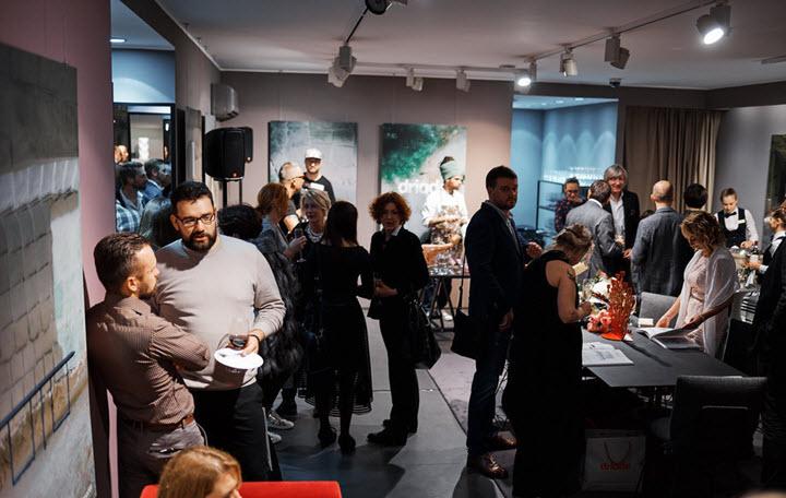 Открытие магазина бренда Driada в Минске. Фото с сайта relax.by