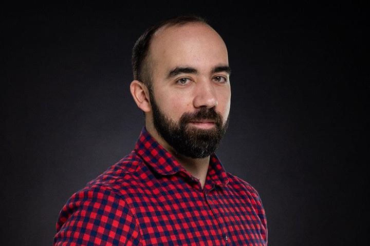 Максим Бандурин, руководитель отдела развития барбершопов «Бородач»