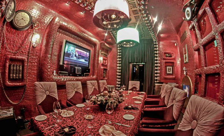 Ресторан Falcone. Фото с сайта poshyk.info