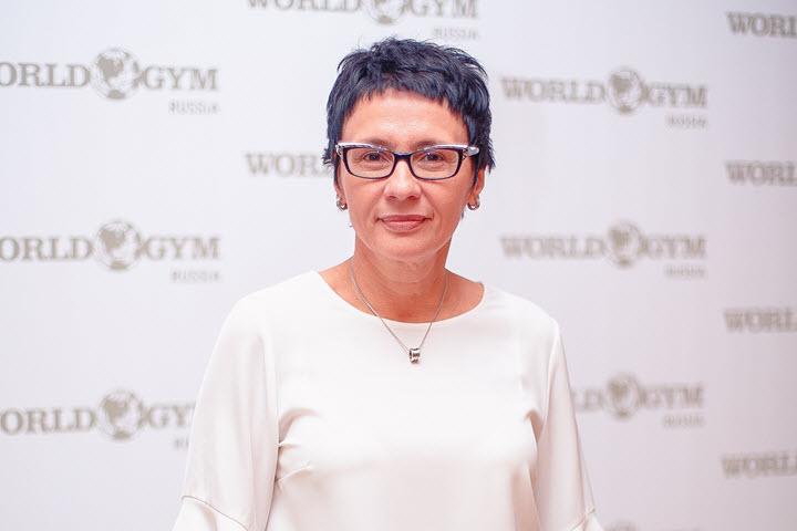 Ольга Киселева. Фото из личного архива