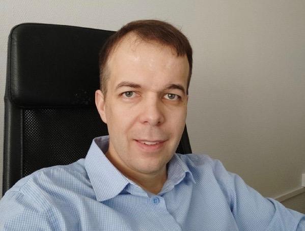 лександр Руднев – управляющий партнер OmniLine. Фото из личного архива