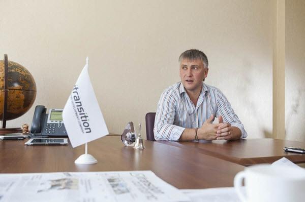 Сергей Гвардейцев. Фото с сайта dev.by