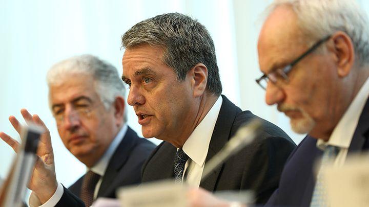 На фото: Роберту Азеведу, бывший генеральный директор Всемирной торговой организации