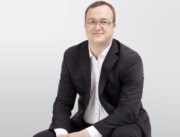 """Артем Стельченов. Фото из архива «СофтКлуб"""""""