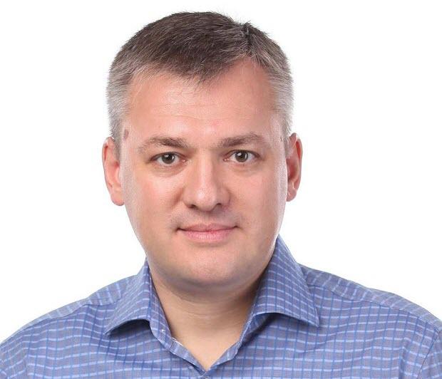 Сергей Коваленко. Фото с личной страницы на Facebook
