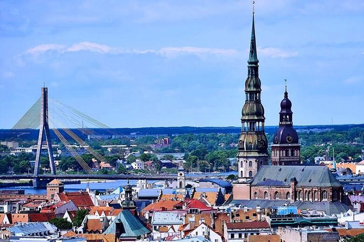 Латвия, Рига. Фото с сайта trip-advice.ru
