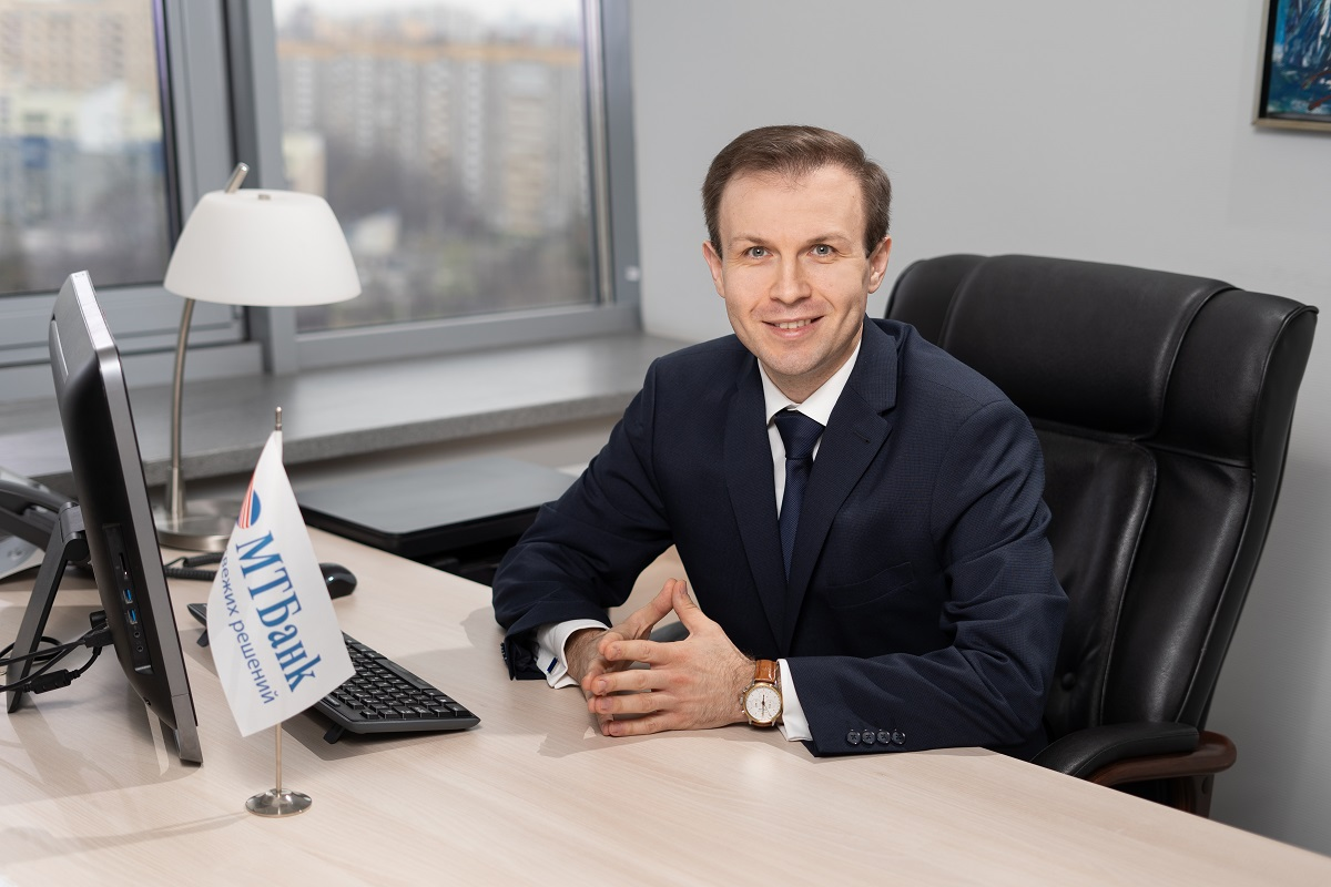 Василий Углов. Фото из архива МТБанка