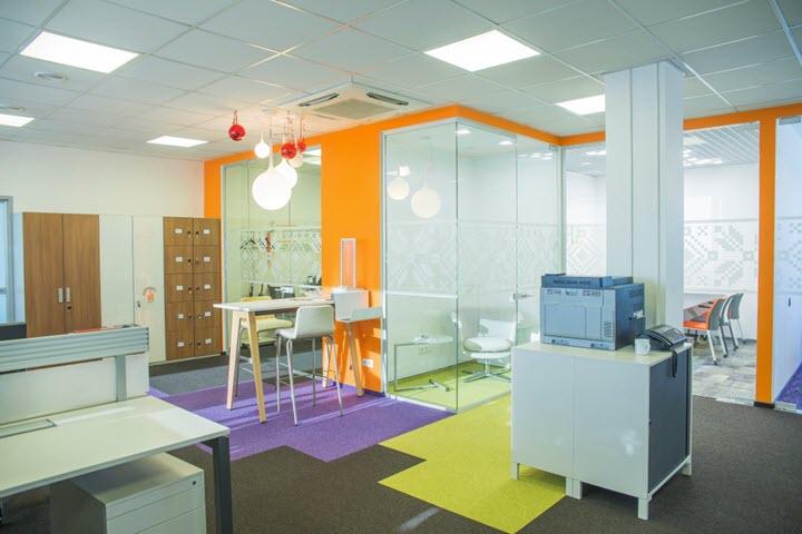 Офис Office Solutions, Беларусь. Фото предоставлено компанией Офис Солюшнз
