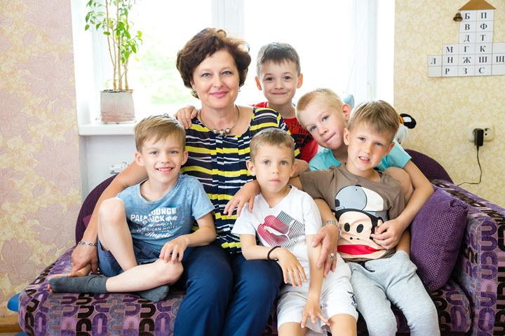 Фото из личного архива Веры Быковой