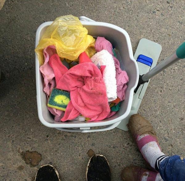 Фото со страницы Cleanny уборка дома на Facebook