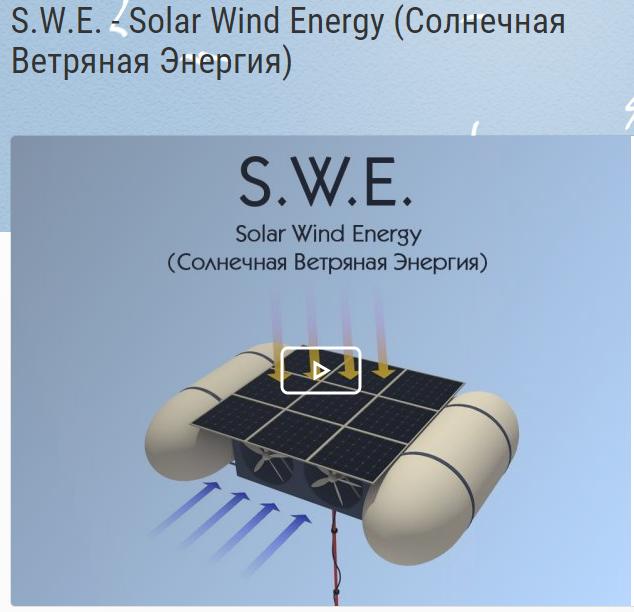 Скриншот страницы проекта по созданию летатльного аппарата на ulej.by