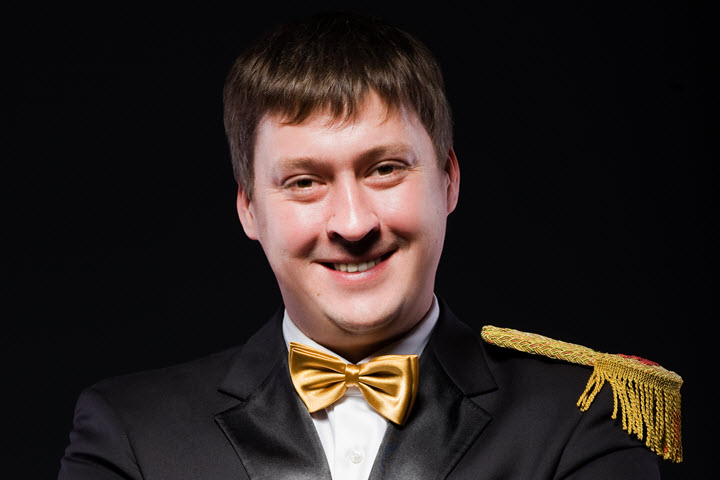 Алесь Мухин. Фото: Иван Заяц