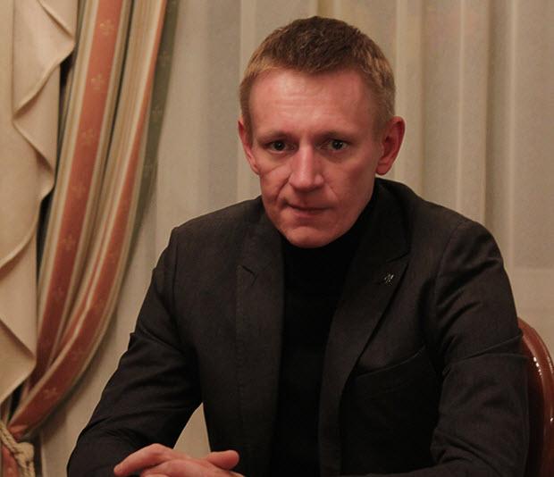 Александр Филипповский. Фото из личного архива