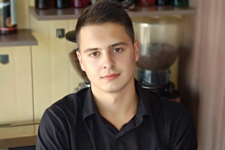 Владислав Санько. Фото из личного архива