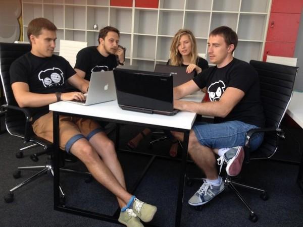 Команда стартапа. Фото с сайта forbes.ua