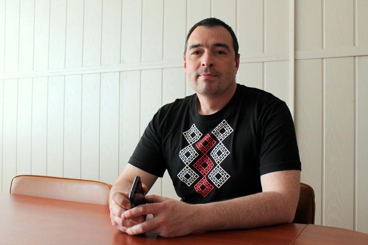 Алексей Ивановский. Фото Анастасии Бондарович