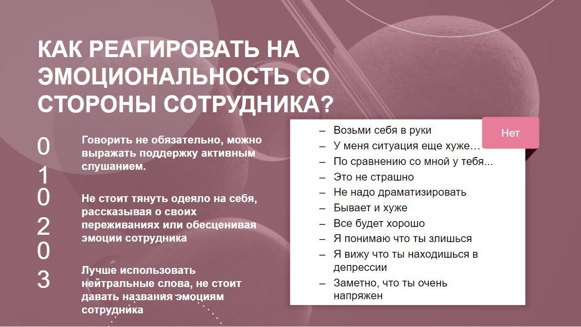 Слайд из презентации Вероники Коппек