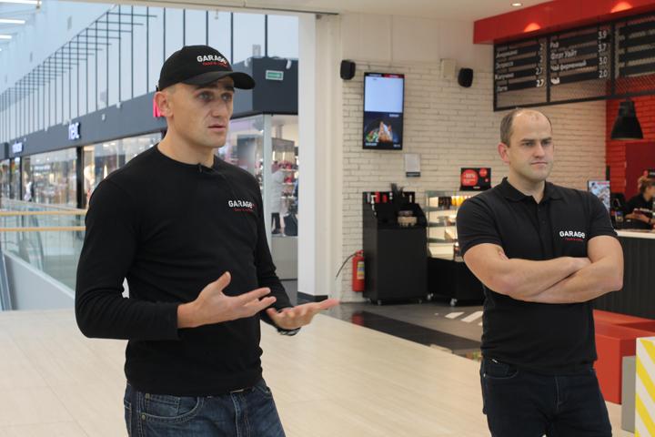 Олег (слева) и Виталий Паречины. Фото: Сергей Лозюк, probusiness.io