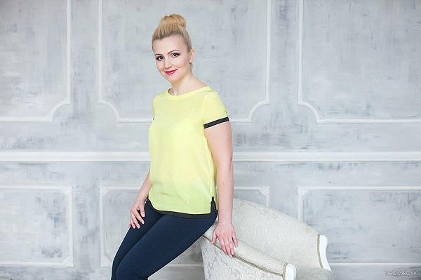 Светлана Зере. Фото из личного архива