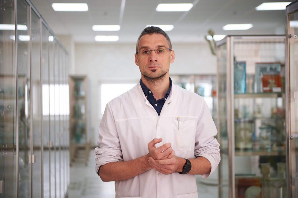 Андрей Сокол. Фото: Надежда Бужан