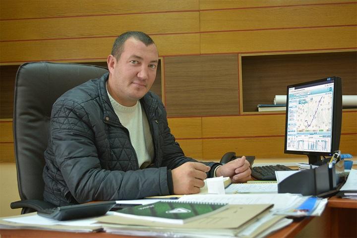"""Андрей Босак. Фото: Дмитрий Кузьмич, """"БелТрансСпутник"""""""