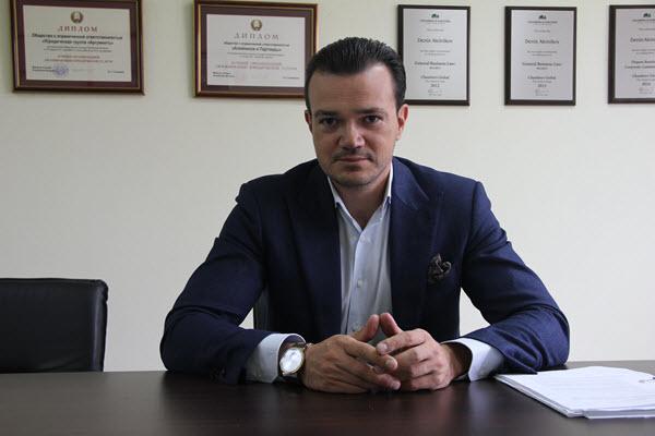 Фото из личного архива Дениса Алейникова