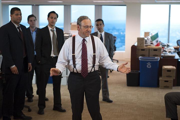 Кадр из фильма «Предел риска», реж. Джей Си Чендор