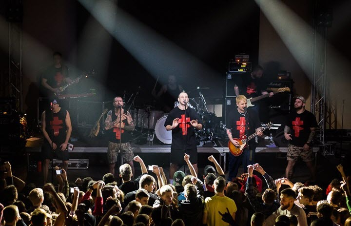 """Группа """"Брутто"""". Фото с сайта afishalviv.net"""