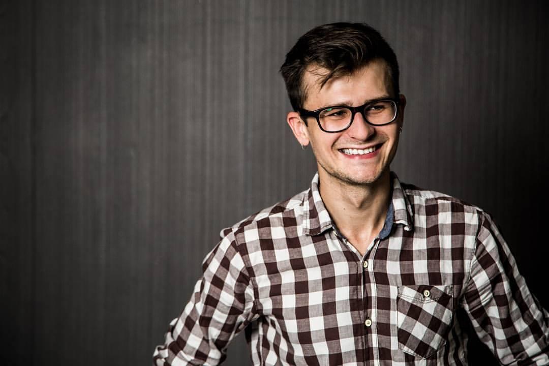 Алексей Минчук. Фото из личного архива