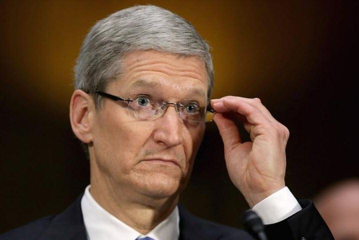 Тим Кук, глава Apple
