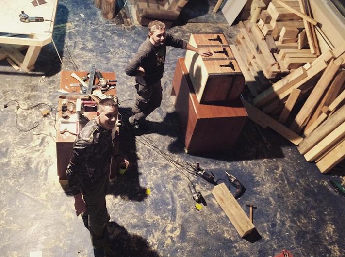 Фото из аккаунта Gameroom в Instagram