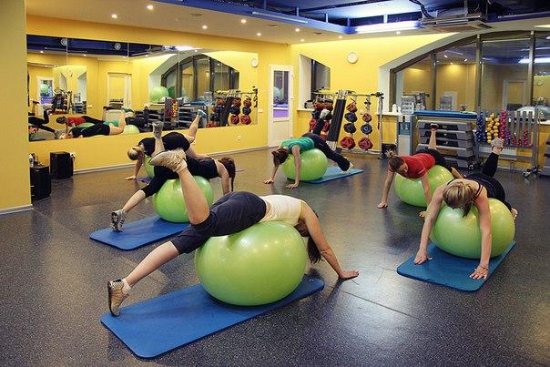 Фото со страницы фитнес-клуба ВКонтакте