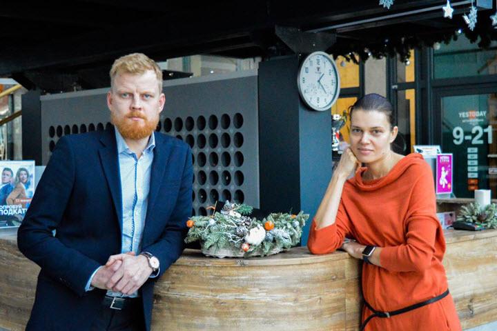 Дмитрий и Анастасия Старковы. Фото из личного архива